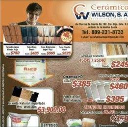 ceramica wilson