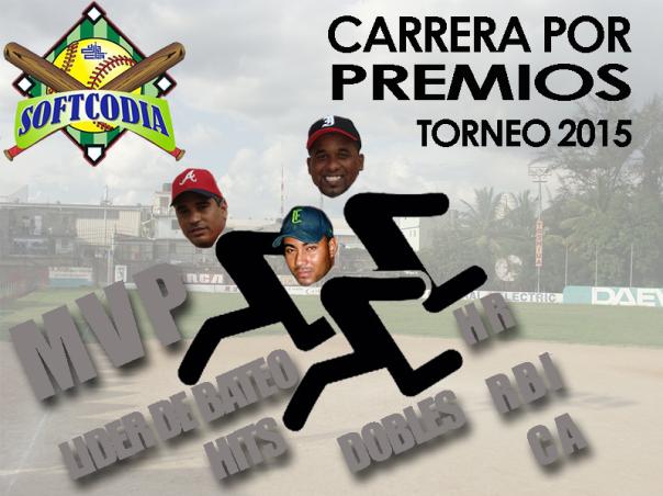 CARRERA POR PREMIOS 2015