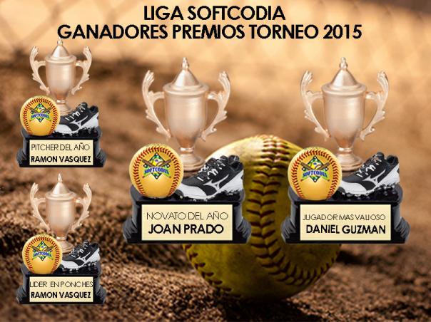 ganadores torneo 2015-2