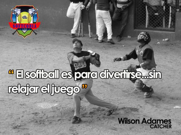 Frases De Softball Softcodia